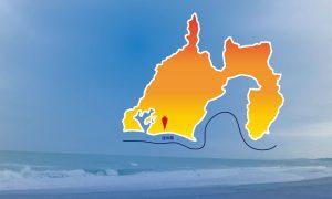 遠州灘と海泉水産
